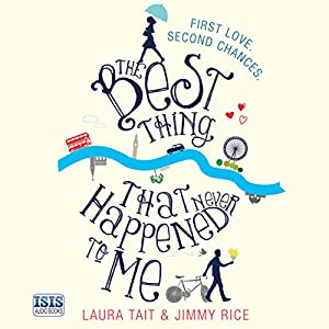 The Best Thing That Never Happened to Me Audiobook