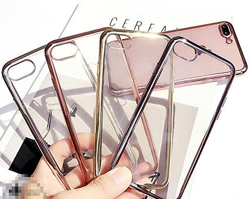 iphone7 &7 plus用保護ケース 電気めっき スマートフォンカバー...