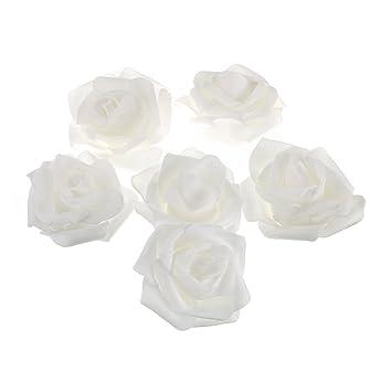 Rosenice 50 Stuck Kunstlichen Schaum Rosen Blumen Fur Zu Hause