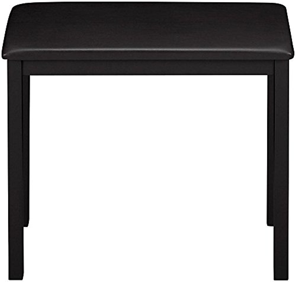 Casio CB7 BK Piano Bench with Padded Seat, Black