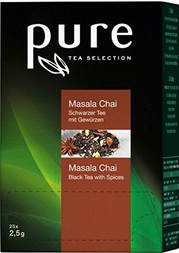 PURE Tea Masala Chai, 1er Pack (1 x 62,5 g)