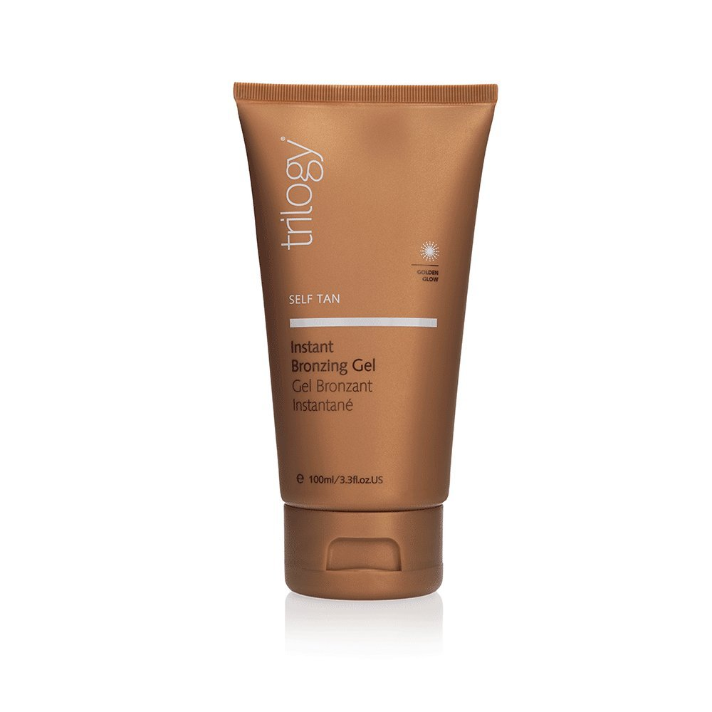 Trilogy Instant Bronzing Gel for Unisex, 5 Ounce