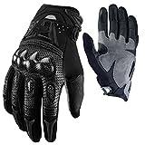 Fox Head Men's Bomber Glove, Black, Small
