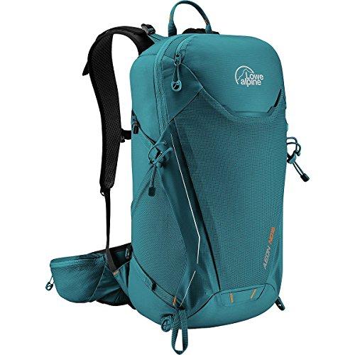 LOWE ALPINE AEON ND16 WOMENS BACKPACK (LAGOON BLUE) (Nylon Backpack Alpine)