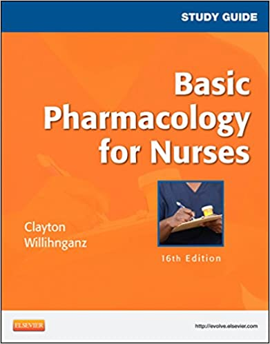 Study guide for basic pharmacology for nurses e book study guide for basic pharmacology for nurses e book developers series 16th edition kindle edition fandeluxe