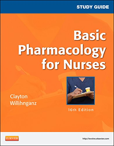 Study Guide for Basic Pharmacology for Nurses (.NET Developers Series) Pdf