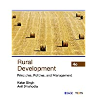 Rural Development: Principles, Policies, and Management