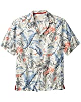 Tommy Bahama Outback Oasis Camp Shirt - Continental