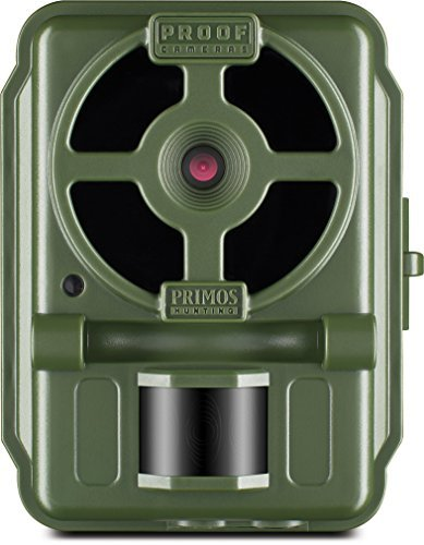 Primos 10MP Proof Cam 36 HD Trail Camera, Green by Primos
