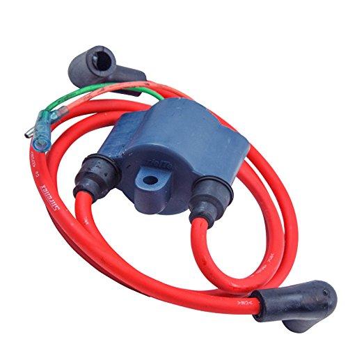 Compatible With Yamaha Ignition Coil 62E / 61L-85570-00-00 650 700 701 VXR Super Jet Wave Blaster Runner Raider