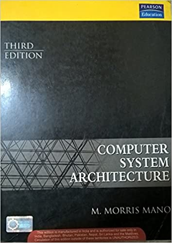 Digital Logic And Computer Architecture Pdf