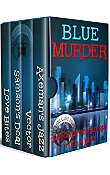 Blue Murder: Police Procedurals With A Bite by [Smith, Julie, Swigart, Rob, Singer, Shelley, Barbeau, Adrienne]