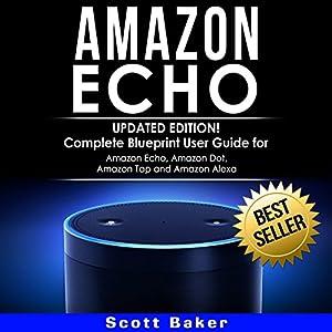 Amazon Echo: Updated Edition! Audiobook