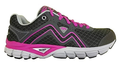 Karhu Women s Smart Fulcrum f200195 (Grey/Cabaret) Running Damen