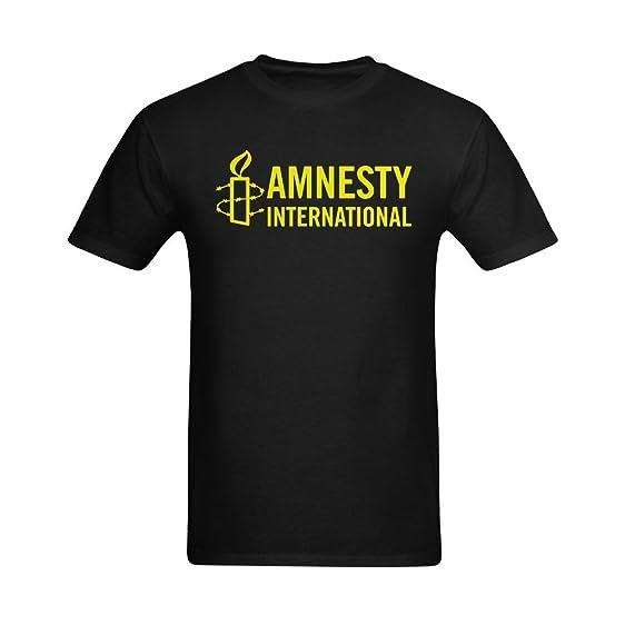 Amazon NeloimageMan Amnesty International Logo Image Design