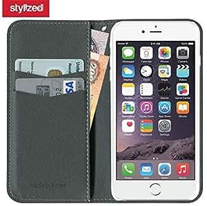 Stylizedd Apple iPhone 6 Premium Flip case cover - Shabab I6-F-46