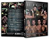 Pro Wrestling Guerrilla Threemendous 3 DVD by Kevin Steen