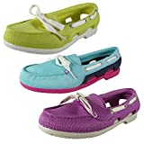 Take 15% Off On Crocs Women's Beach Line Hybrid Boat Shoes