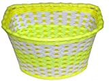 BICYCLE CHILDREN'S DISNEY FRONT BASKET (YELLOW)