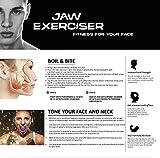 MARSYEN Jaw Exerciser Ball and Neck Toning
