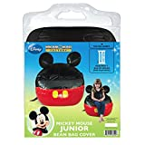 American Furniture Alliance Junior Mickey Mouse Vinyl Bean Bag Cover