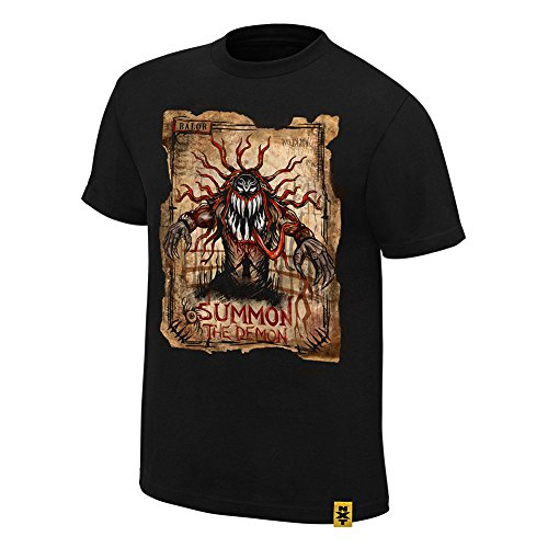 Finn Bálor ''Summon The Demon'' Authentic T-Shirt, M by WWE