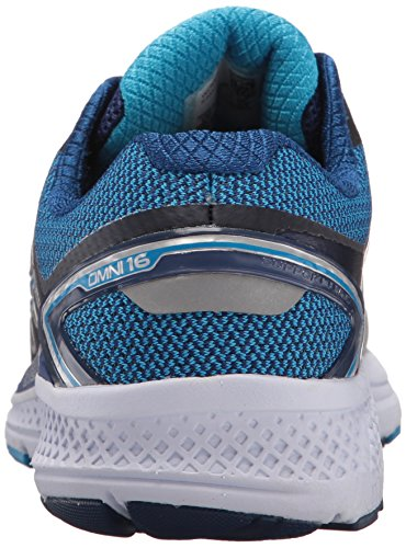 Grey 16 Shoes Running Omni Blue Saucony Women's AqEwXnXT