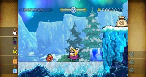 Wario Land: Shake It! - Nintendo Wii