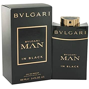 Profumo Bulgari Man In Black Uomo 60ml 100ml GIOSAL-100ml
