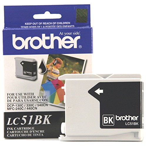 Brother MFC-440CN Black Original Ink Standard Yield (500 Yield)