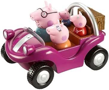 Character Options Peppa Pig - Coche de juguete: Amazon.es