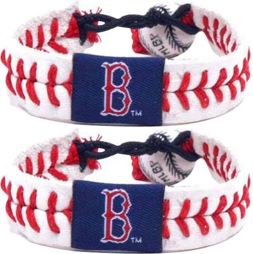 (Boston Red Sox CLASSIC BRACELET 2PK )