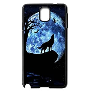 Wolf Use Your Own Image Phone Case for Samsung Galaxy Note 3 N9000,customized case cover ygtg600030