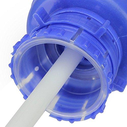 PrimeTrendz 6 Gallon Hand Pump Bottle Jug Manual Spigot