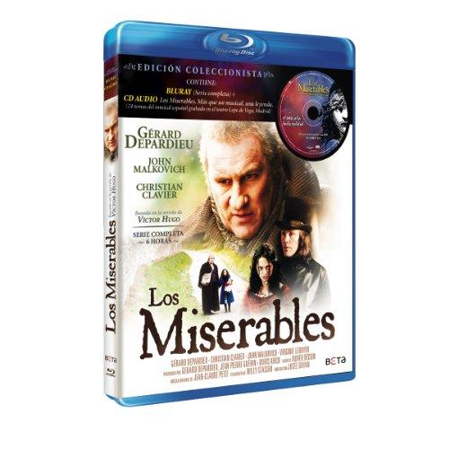 Los Miserables. Especial Brd + Cd (Import Movie) (European Format - Zone B-2)