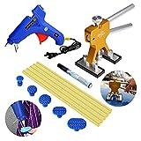 AUTOPDR® 13pcs DIY Car Body Dent Removal Repair Tool Kit Dent Lifter Puller Tabs