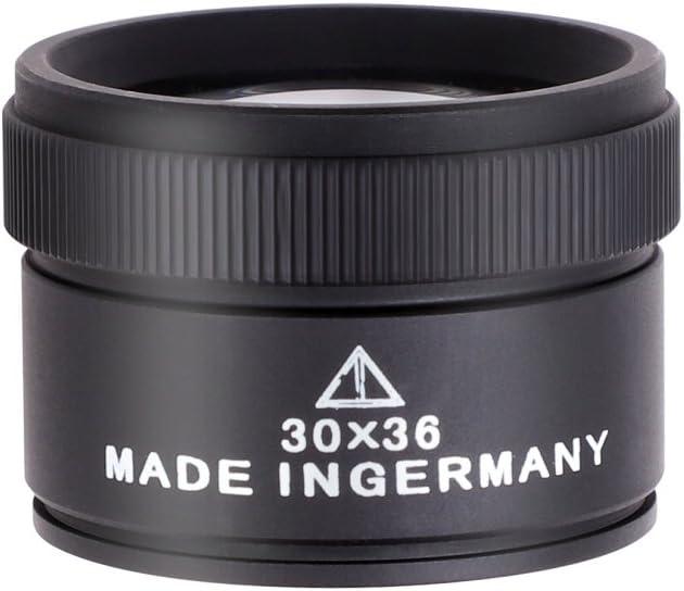 35 x metallo palmare ingrandimento gioielli Appraisal lente di ingrandimento