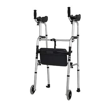 Amazon.com : Walking Frames Lightweight Aluminium Zimmer Walker ...