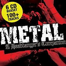 Metal - A Headbangers Companion (6CD)