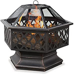 Uniflame WAD1377SP Outdoor Fire Bowl Review