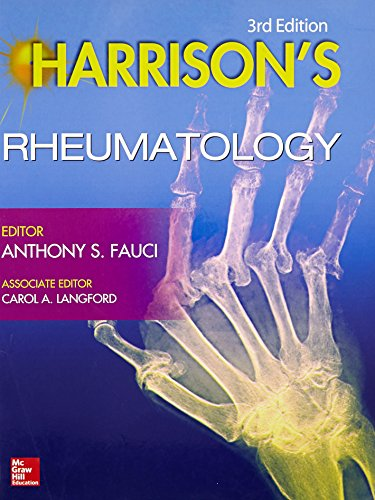Harrison's Rheumatology, 3E