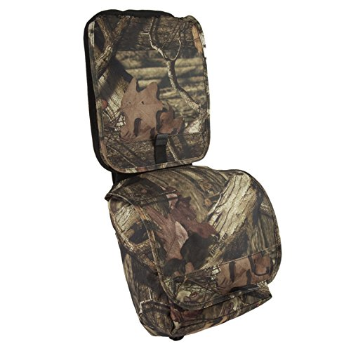 Raider - Mossy Oak Infinity Camouflage Deluxe ATV Fender Storage Bag (Camo Atv Fenders)