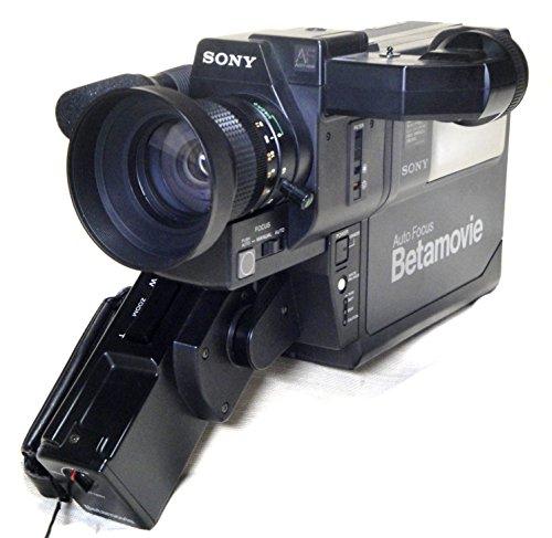 SONY BMC-200 ベータムービー ベータビデオカメラ(録画専用・再生不可)