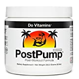 PostPump – Clean Post Workout Recovery Drink – Muscle Builder with Creapure Creatine Monohydrate, L Carnitine, BCAA – Certified Vegan Paleo Keto (30 Servings) Review