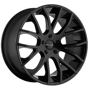 "Giovanna Kilis Matte Black Wheel (20x8.5""/5x120mm)"