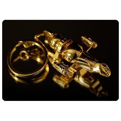 Firefly Serenity Gold Key Chain