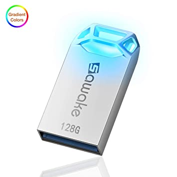 Amazon.com: SAWAKE - Memoria USB 3.0 con llavero, color ...