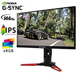 "Acer Predator XB271HU bmiprz 27"" WQHD (2560x1440) NVIDIA G-SYNC IPS Monitor, (Display Port & HDMI Port, 144Hz)"