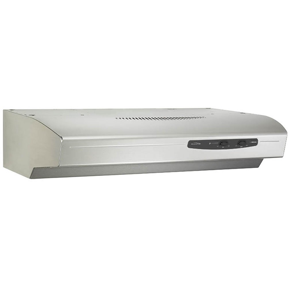 Broan QS142SS Allure 42 In. Stainless Steel Convertible Range Hood