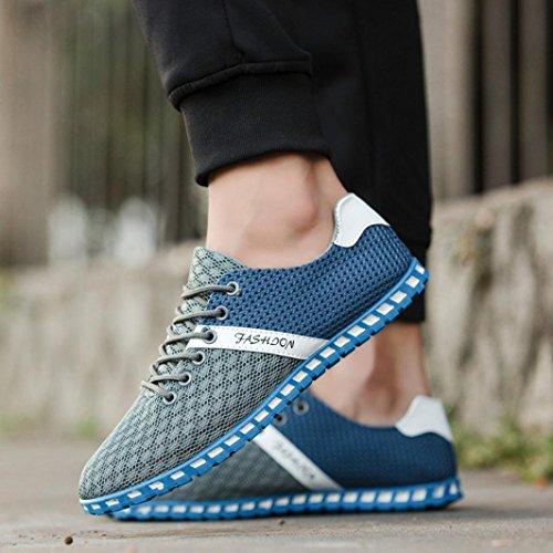 Sports pour Caoutchouc Chaussures Rawdah De Hommes d' Hommes Casual TqxF5